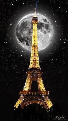 The Eiffel Tower, Paris, France Paris Images, Paris Pictures, Paris Photos, Eiffel Tower At Night, France Eiffel Tower, Eiffel Tower Photography, Paris Photography, Torre Eiffel Paris, Paris Painting