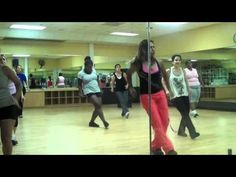 zumba - warm up- rolling in the deep