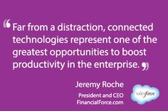 But to build a truly customer-centric organization, back-office functions, namely Finance, Services and HR must also be connected in real-time to the rest of the organization.