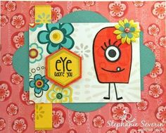 Eye adore you Carnival Rides, Eye Doctor, Basic Grey, Adore You, Just For Fun, Stationery, Kids Rugs, Stamp, Eyes