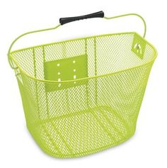 Electra QR Steel Mesh Basket Green -- You can find out more details at the link of the image. (This is an affiliate link) #FitnessEquipment