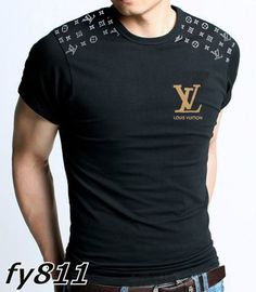 0b379f1c3ca Louis Vuitton T-shirts men-LV13615 Louis Vuitton Mens Shirts