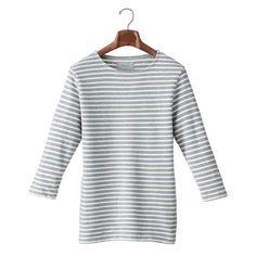 BASQUE SHIRTS 3/4 QUARTER TEE from Fields of gold