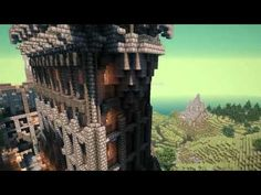 Vorpal City (Minecraft Steampunk Victorian City) Minecraft Steampunk, Minecraft Tips, Minecraft Architecture, Texture Packs, Victorian, City, World, Youtube, Seeds