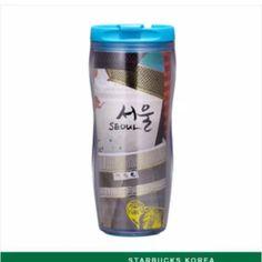 บอกต่อ Starbucks Tumbler Korea Seoul City - intl ราคาเพียง 1,250 บาท เท่านั้น คุณสมบัติ มีดังนี้ StarBucks Tumbler Sold In Seoul City Limited Version Starbucks Tumbler, Travel Mug, Water Bottle, Mugs, Tableware, Dining, City, Kitchen, Collection