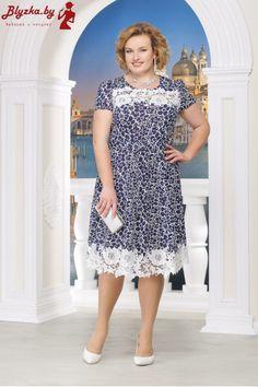 Платье женское Nn-754-4