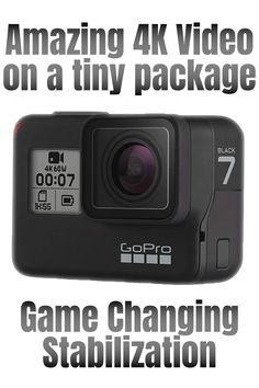 ab443270c2 No other camera gets you 4K video THIS GOOD for such a low price. You can't  get a better value for your money! #deals #gopro #hero7 #goprohero7 #4k60p  # ...