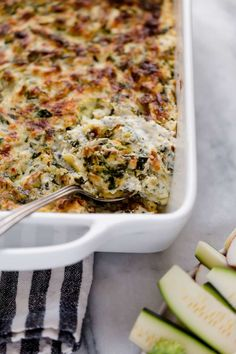 Have you been looking for the perfect keto dip recipes or low carb appetizers for your next party? This keto jalapeno spinach artichoke dip is the perfect keto appetizer dip for your next holiday party or keto super bowl party. #ketodiet #lowcarbaddicts #ketorecipes #realbalancedblog #ketoholiday
