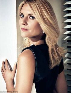 Claire Danes: Hair Cut and Color