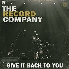 Off The Ground - The Record Company. Off the Side of the Road, Rita Mae Young, Roll Bones, Hard Day Coming Down