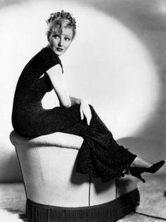 Jean Arthur in 1935