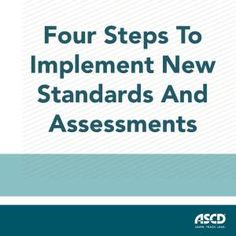 In this Inservice post, you'll read on educator's journey as she began implementing the Common Core State Standards in her classroom.
