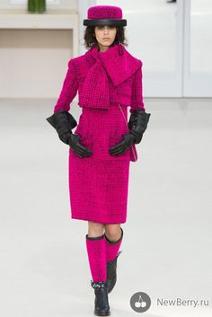 Chanel осень-зима 2016-2017