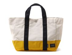 porter-two-tone-canvas-tote-bag