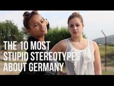 The 10 most stupid steroetypes about Germany https://youtu.be/Gh7-zlrX69s #deutschland #urlaub #ttot #germany #travel