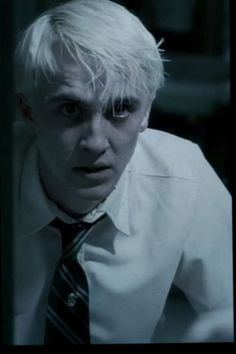 Half-Blood Prince seen in which Draco is in the 2nd floor abandoned bathroom and like freakin out... LOVE THAT PART!!