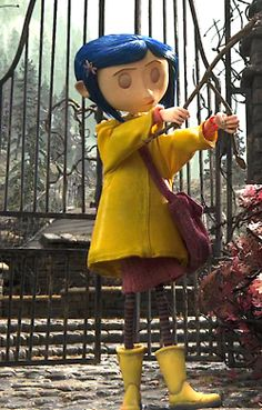 The Animation Addicts Podcast - Episode Coraline – Don't Doubt the Dowser Coraline Film, Coraline Jones, Coraline Neil Gaiman, I Love Cinema, Laurence Anyways, Coraline Aesthetic, Stop Motion Movies, Laika Studios, Tim Burton Art