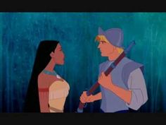 ▶ Pocahontas - Colors of the Wind (french + eng subs) - YouTube