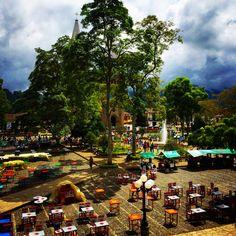 JARDÍN ANTIOQUIA un municipio lleno de colores y de gente amable.☕️