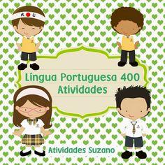 Língua Portuguesa 400 Atividades