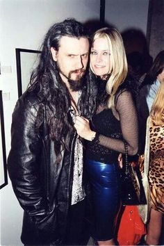 Rob & Sheri Sherri Moon Zombie, The Devil's Rejects, Zombie Style, White Zombie, Kim And Kanye, Horror Movie Characters, Rob Zombie, Heavy Metal Bands, Metalhead