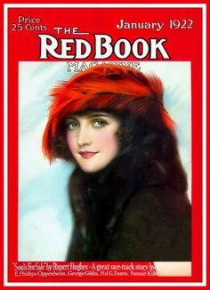 Vintage Magazines & Books photo | VINTAGE BLOG: The Red Book Magazine 1922