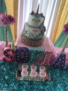 Unicorn Birthday Party Ideas   Photo 1 of 27
