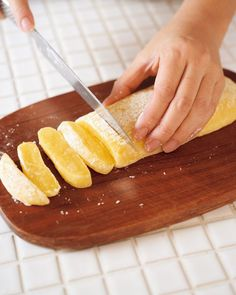 ご当地おやつ「バターもち」が、お正月用に買った「切り餅」を使って手軽に作れます!