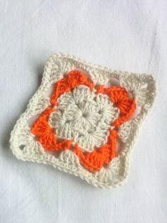 Granny #269 - 26 September 2014 #crochetmoodblanket2014 #sylphdesigns http://sylph.ee