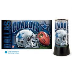 NFL - Dallas Cowboys Rotating Lamp