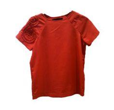 Camiseta color coral Zara 24.00€