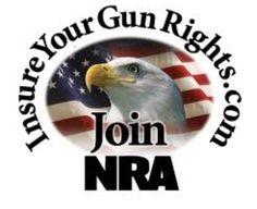 NRA...lifetime member!