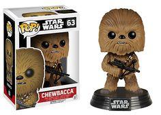 Funko releasing Chewbacca pop vinyl from Star Wars: The Force Awakens