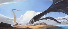 Confronting the Shadow, Brad Duke Art