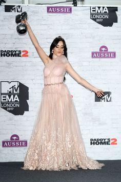 Camila Cabello – MTV Europe Music Awards 2017 in London Fifth Harmony, Camilla, Mtv, Daddy, Bebe Rexha, Celebrity Wallpapers, Korean Fashion Trends, London, Celebs
