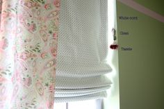 Great roman blind tutorial.