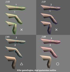 Finger Topology for different Deformations Character Rigging, 3d Model Character, Game Character Design, Character Modeling, Game Design, 3d Design, Maya Modeling, Modeling Tips, Zbrush Tutorial