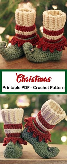 One-Piece Knit Lace Slippers Free Knitting Pattern+Video – Knitting Pattern Crochet Food, Crochet Bebe, Crochet Cats, Crochet Angels, Crochet Birds, Double Crochet, Free Crochet, Christmas Afghan, Christmas Elf