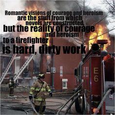 Dirty work #Firefighting