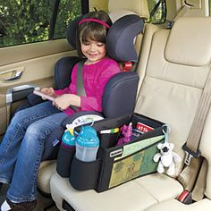 Kids Travel Organizer from One Step Ahead
