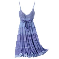 Sugilite Crochet Dress  The Pyramid collection  Price:$79.95