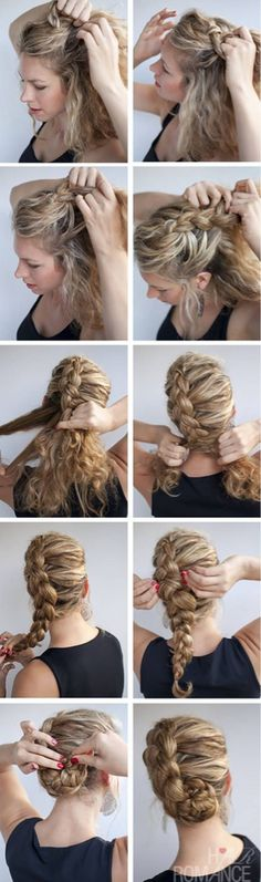 The-Most-Beautiful-Blonde-Hair-Tutorials-2.jpg (615×2078)