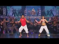 Zumba Dance #1 - YouTube