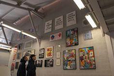 Underdogs Public Art Store // Montana Lisboa é a nova loja no Cais do Sodré, em Lisboa, que junta o trabalho dos artistas e os materiais para as suas obras