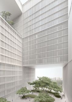 Amorepacific Headquarters, David Chipperfield - BETA