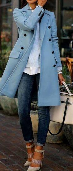 Azul hermoso!