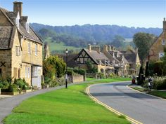 Broadway Cotswold, UK