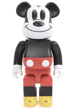 Bearbrick Mickey 400% (First Bearbrick piece!)