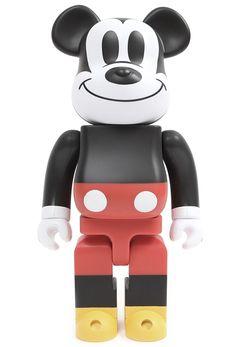Bearbrick Mickey 400% (First Bearbrick piece!)