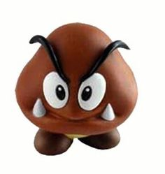 Black Friday 2014 Super Mario Brothers: Characters Collection 3 Goomba Figure from Banpresto Cyber Monday. Black Friday specials on the season most-wanted Christmas gifts. Super Mario Brothers, Super Mario Bros, Toddler Toys, Kids Toys, Black Friday Specials, Cartoon Tattoos, Old Love, Toy Sale, Vinyl Figures